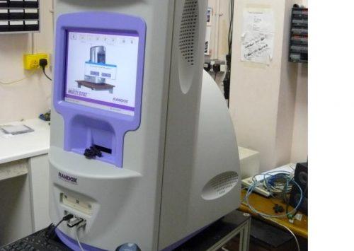 Diagnostic Device Case Parts